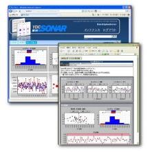 +Plus Option バッチ/WEBレポート -YDC SONARオプション製品-