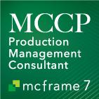 mcframe 7 生産管理認定コンサルタント