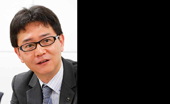 アサヒビジネスソリューションズ株式会社 ソリューション本部 本部長付 西勝 肇 氏