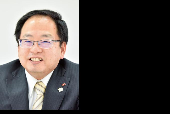 チチヤス株式会社 管理本部 取締役本部長 原本 肇 氏