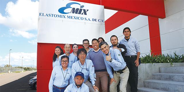 | 株式会社エラストミックス/ELASTOMIX MEXICO S.A. de C.V.| mcframe