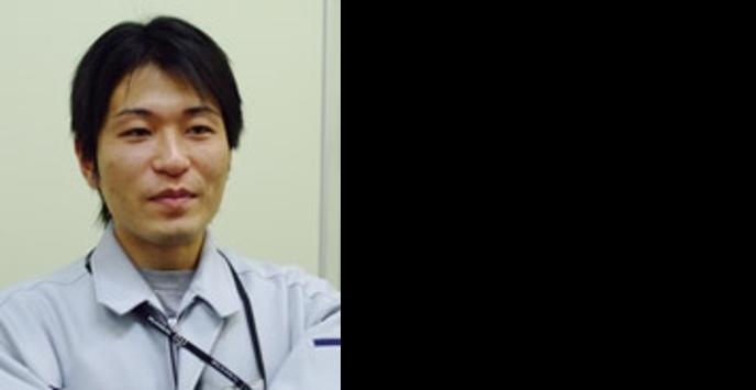 生産本部 管理課 管理係 部門長代理 田中 雄介 氏