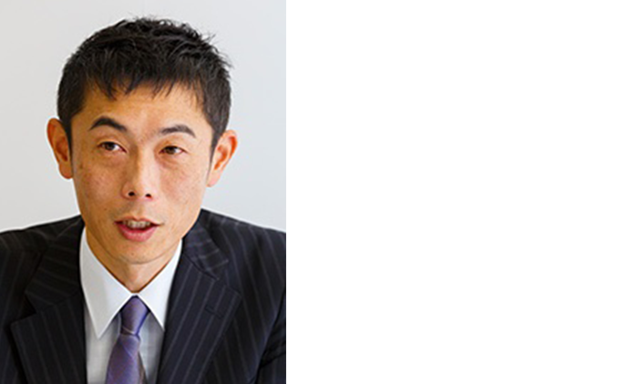 営業部 カスタマーセンター センター長 大渕 明仁 氏
