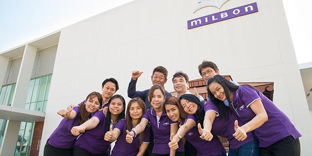 導入事例 | MILBON (THAILAND) CO., LTD. / 株式会社ミルボン | mcframe