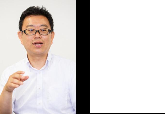 執行役員 管理部長 兼 管理部 情報システム課長 浅井 好彦 氏