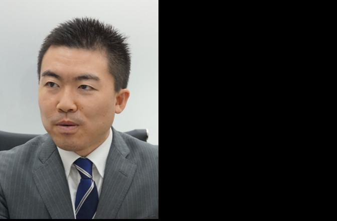 営業技術部 部長 松田 慎也 氏