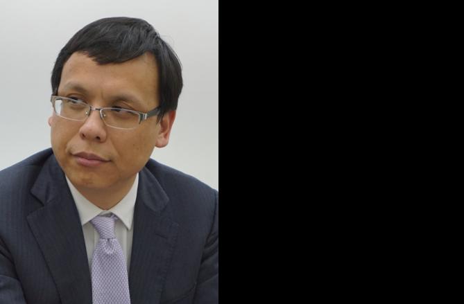 営業技術部 次長 兼 蘇州地区 エリアマネージャー 李 斌 氏