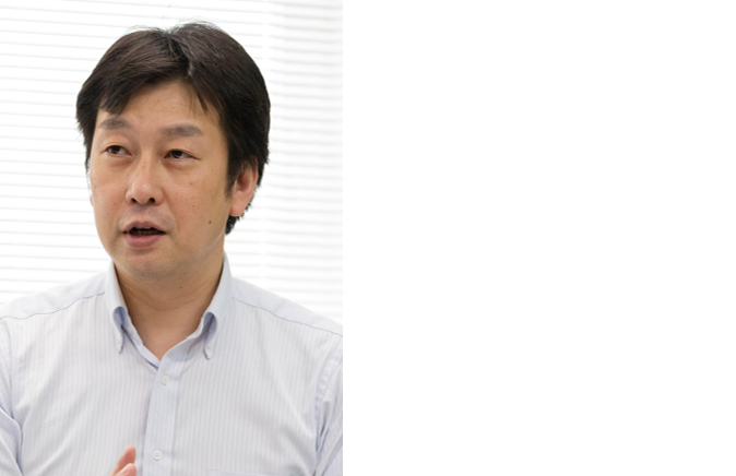 日水物流株式会社 管理部次長 兼 人事課長 坂 岳幸 氏