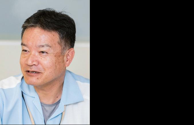 株式会社ノーリツ IT推進部 部長 内山 寿夫 氏