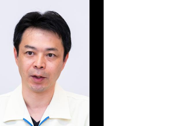 生産本部 業務部 生産企画管理課長 助川 誠司 氏