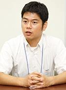 営業本部 第1営業部 東日本グループ 今村 由樹 氏