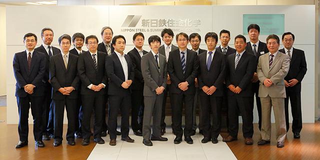 | 新日鉄住金化学株式会社 | mcframe