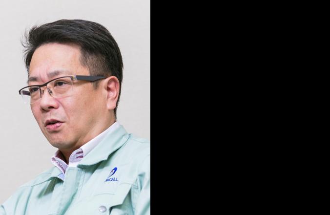 サンコール株式会社 業務・管理部門 執行役員 部門長 杉村 和俊 氏