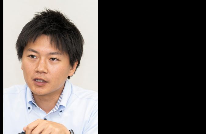鈴与株式会社 ロジスティクス事業本部 3PL事業推進室 3PL事業推進チーム 古賀 洋行 氏