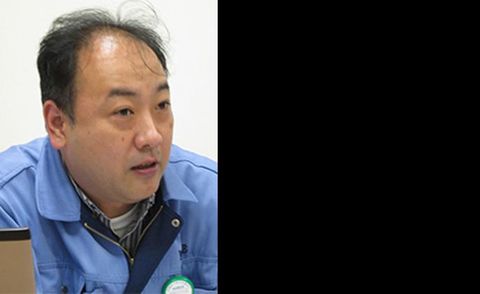 情報システム室 開発課 主査 東峰雄司氏