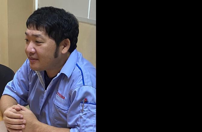PT. TENMA CIKARANG INDONESIA Vice President Director 小山田 祐美 氏
