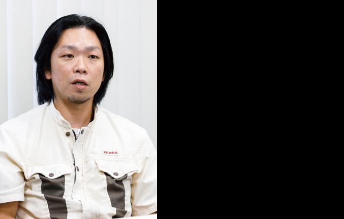 ゼブラ株式会社 物流部 物流課 村上 喜洋 氏